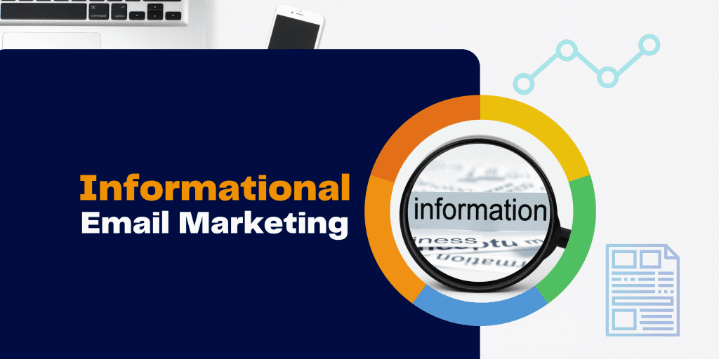 Informational SEO email marketing