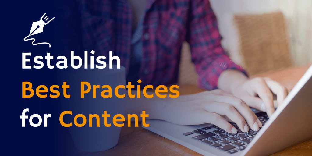 best practices for content