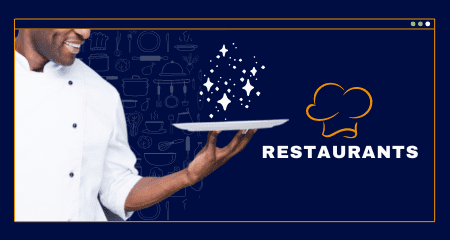 Restaurants (Kinds of businesses that need Local SEO)