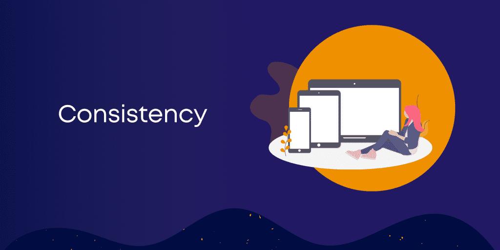 consistency branding strategy